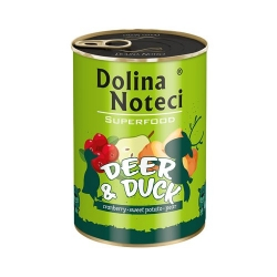 Dolina Noteci Superfood Mix 6 Smaków Pakiet 18x400g