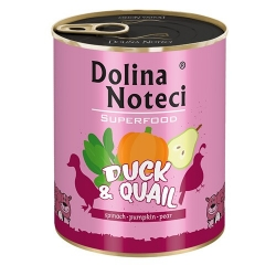 Dolina Noteci Superfood Mix 6 Smaków Pakiet 18x800g