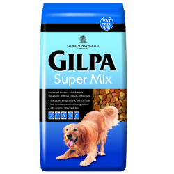GILPA SUPER MIX 15kg + 4kg GRATIS