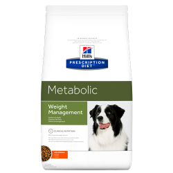 Hill's PD Prescription Diet Metabolic Canine 4kg