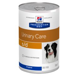 HILL'S PD CANINE S/D Urinary Care puszka 370g
