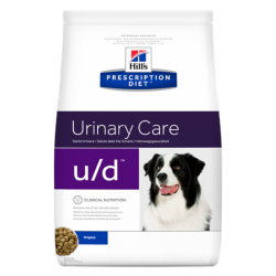 Hill's PD Prescription Diet Canine u/d Urinary Care 5kg