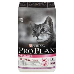 PURINA PRO PLAN DELICATE OPTIRENAL indyk / turkey 10kg