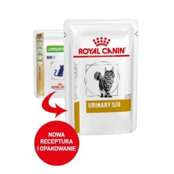ROYAL CANIN VD Feline Urinary S/O LOAF Pasztet saszetka 85g