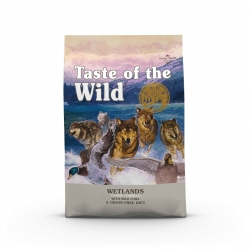 TASTE OF THE WILD Wetlands 12,2kg